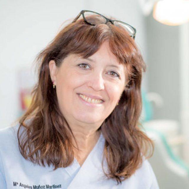 Mª Ángeles Muñoz Martínez